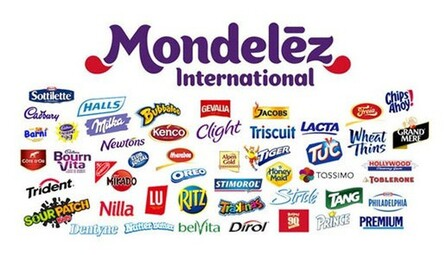 Mondelez palm oil