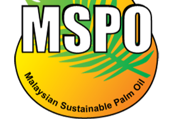 Malaysian sustainable palm oil logo